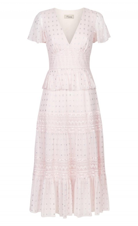 Wondering Lace Dress Shell Mix
