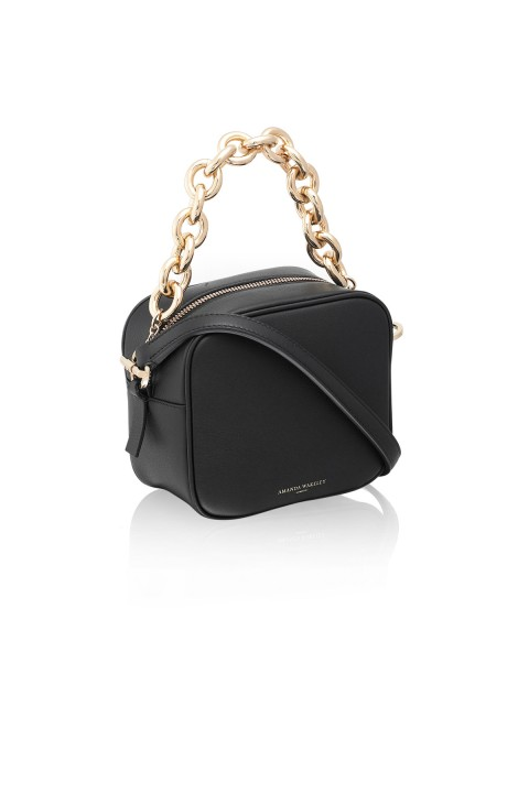 Jackson Black Pochette Bag