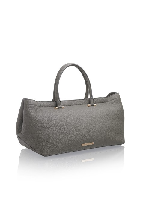 Jumbo Neeson Taupe Weekend Bag