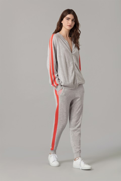 Grey & Clementine Joggers
