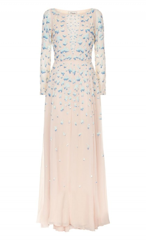 Celestial Long Dress AlMidnighton