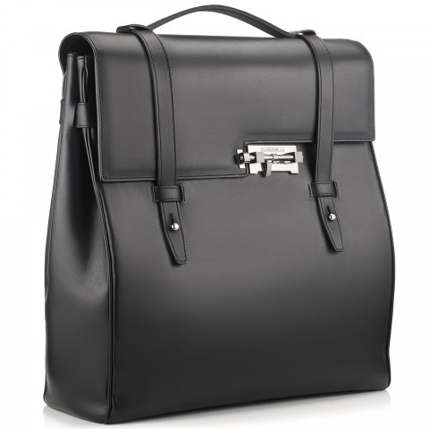 G21 Mens Tote Bag Black