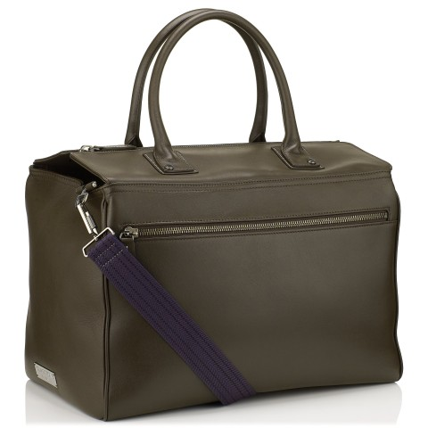 G8 Mens City Tote Bag Loden Green