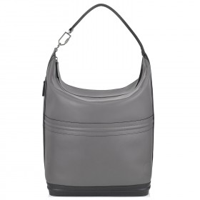 G36 Unisex Hobo Bag Shark / Smoke Grey