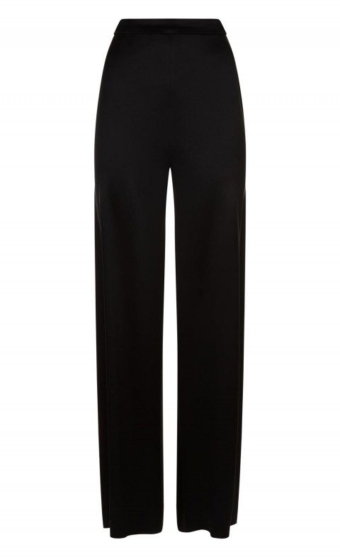 Rising Trousers Black