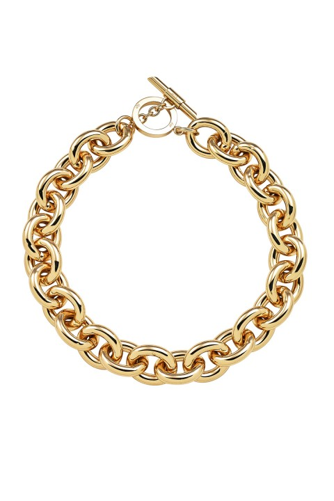 Chunky Gold Necklace