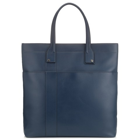 G10 Mens Tote Shopper Bag Ocean Blue