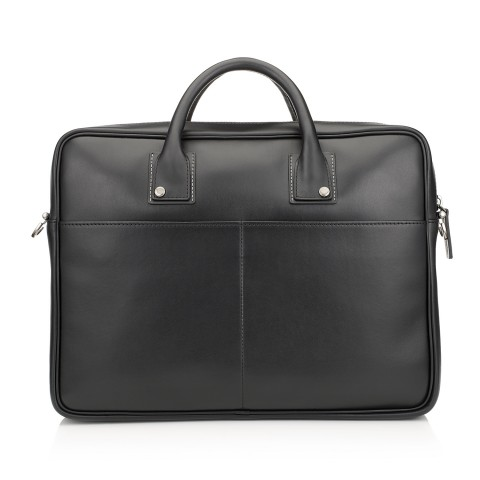 G6 Mens Briefcase Black