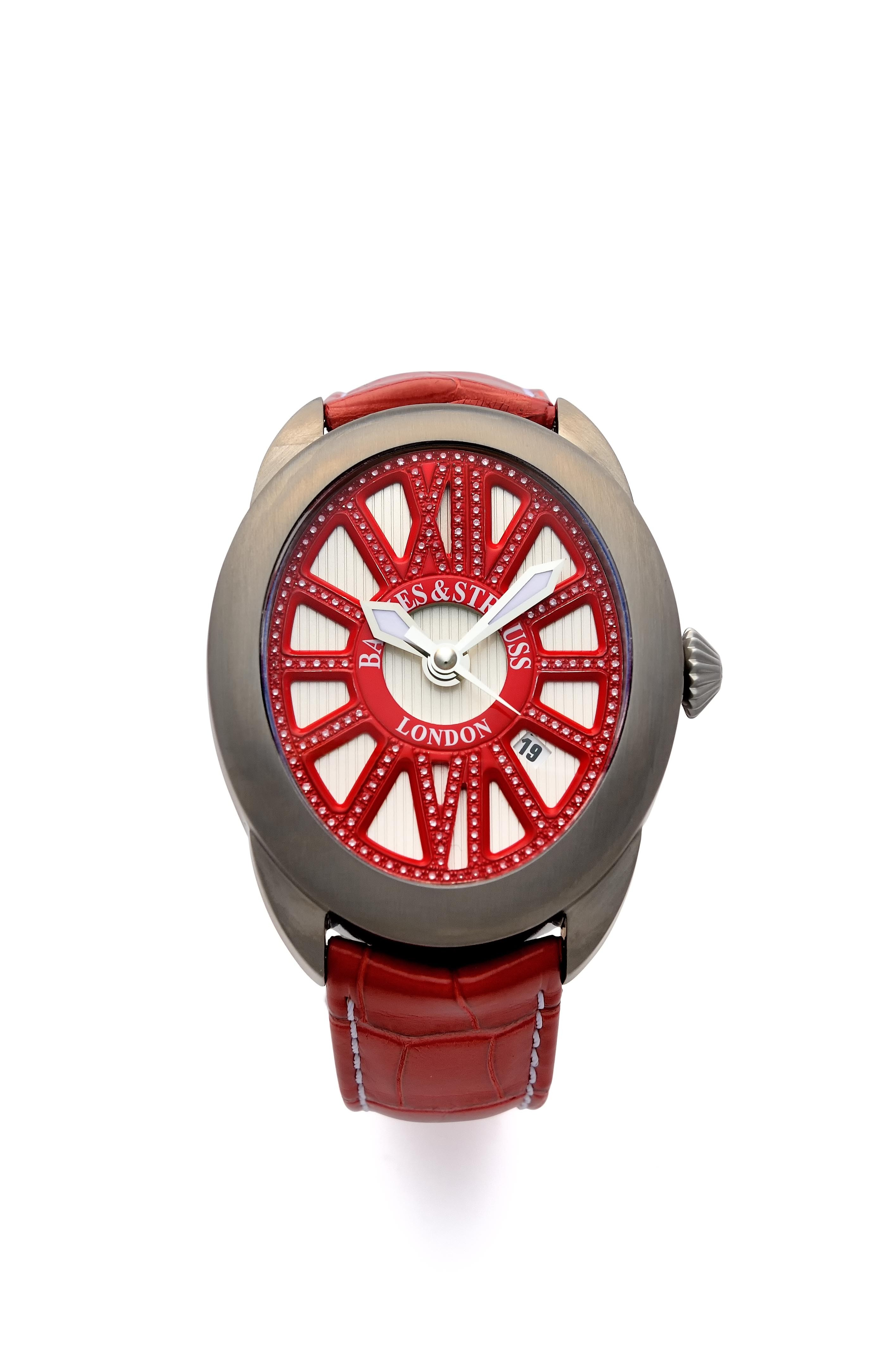 The Regent Beau Brummell Red
