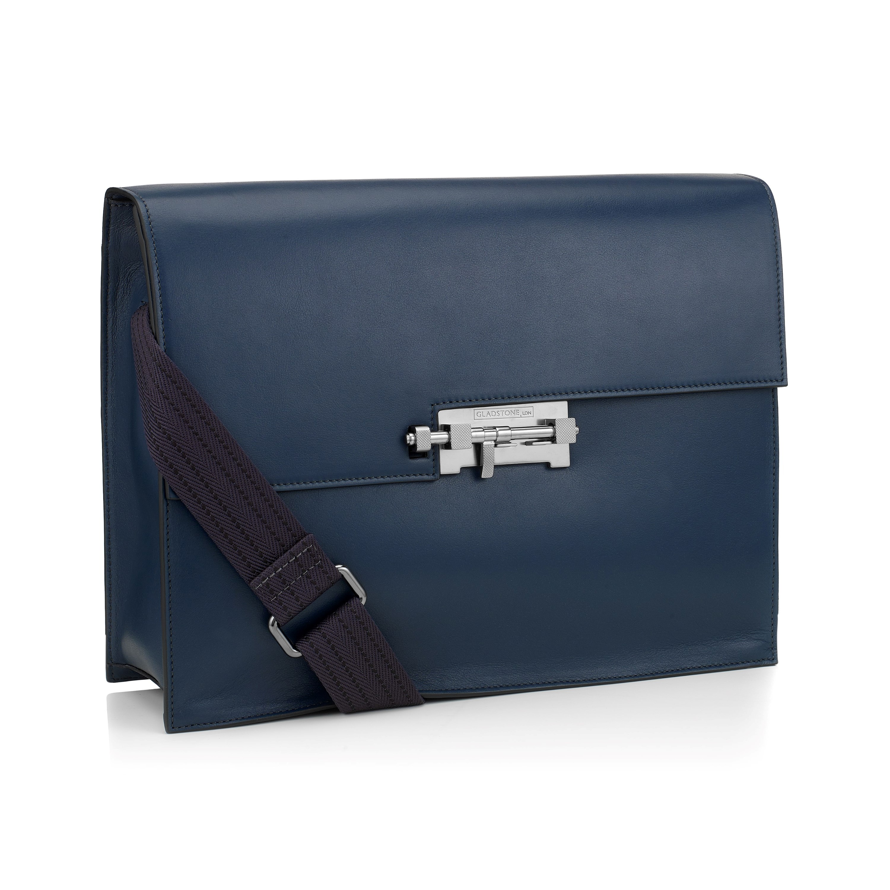 G12 Messenger Bag Ocean Blue Front Side