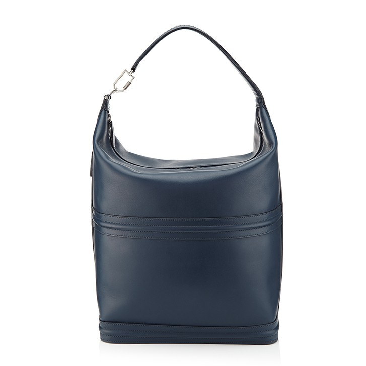 G36 Unisex Hobo Bag Ocean Blue