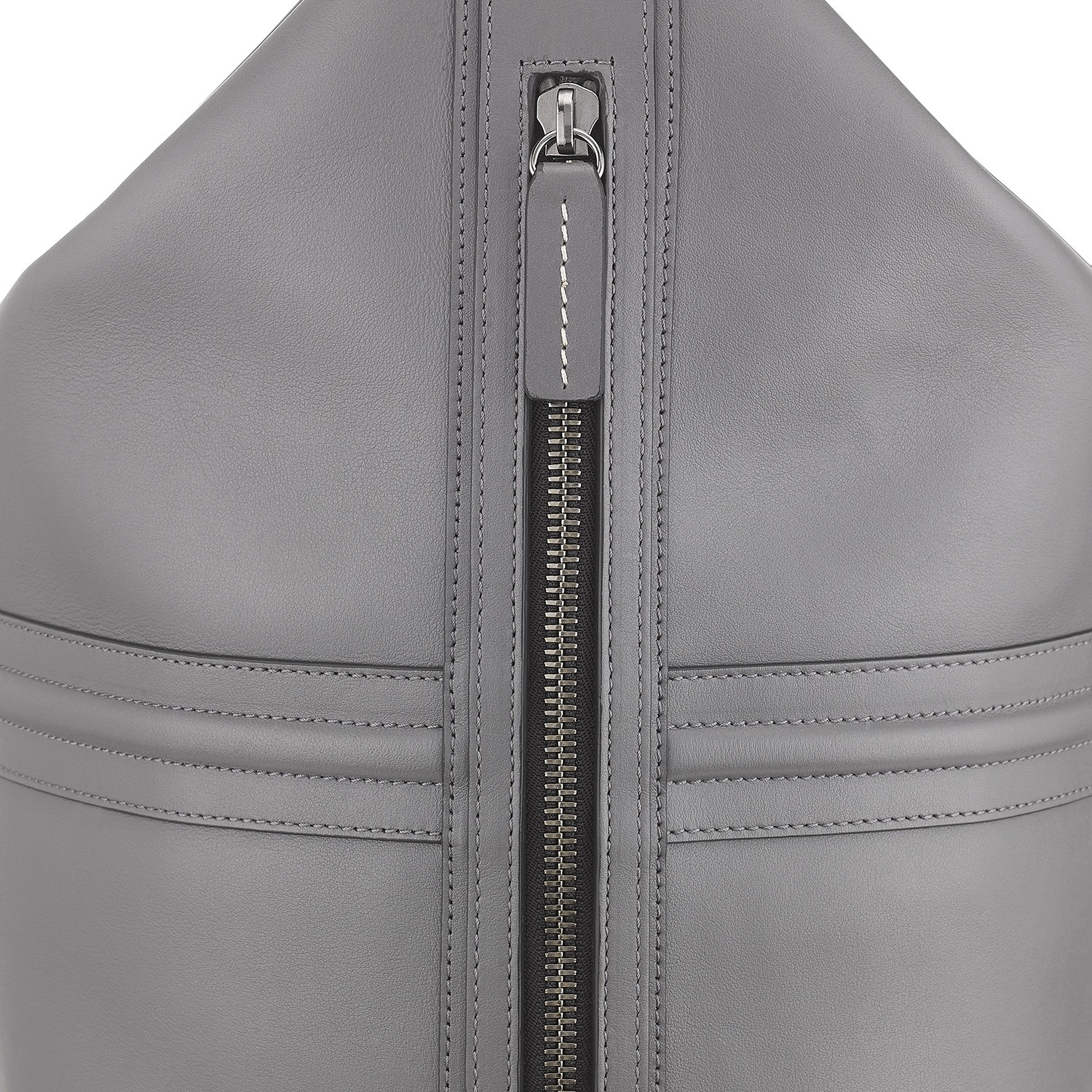 G36 Unisex Hobo Bag Shark / Smoke Grey Close