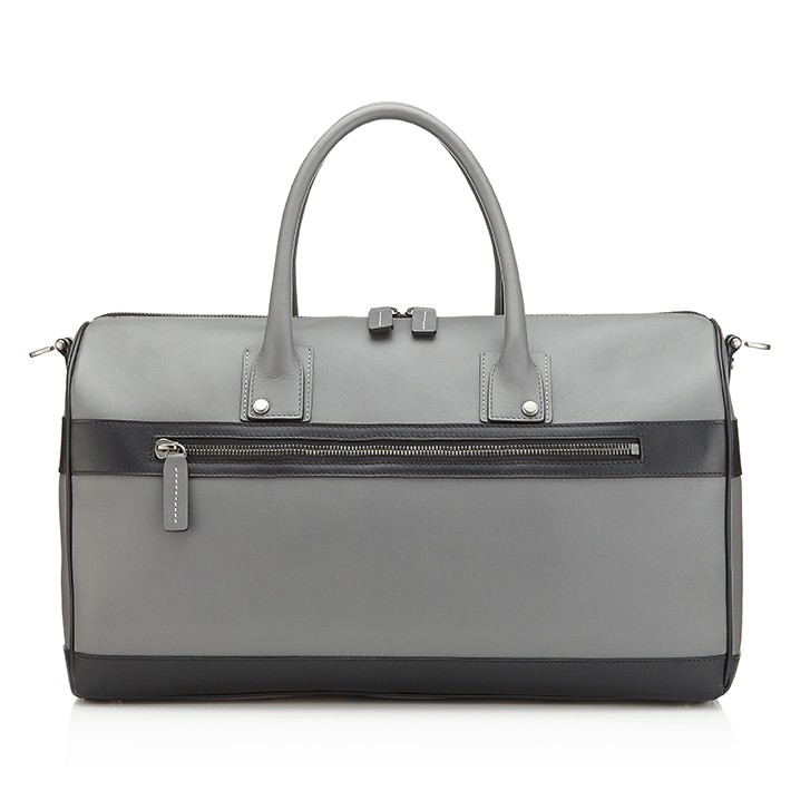 G9 Mens Duffle Bag Smoke / Shark Grey